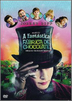 118 - Filme A Fantástica Fábrica de Chocolate - Dublado Legendado