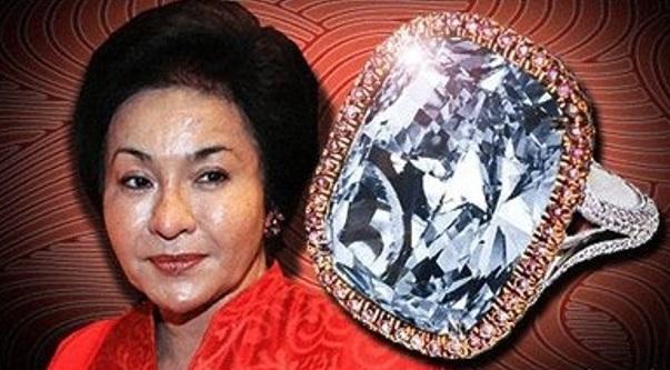 Bekas Pesuruhjaya SPRM dedah Najib, Rosmah disabotaj isu cincin RM24 juta