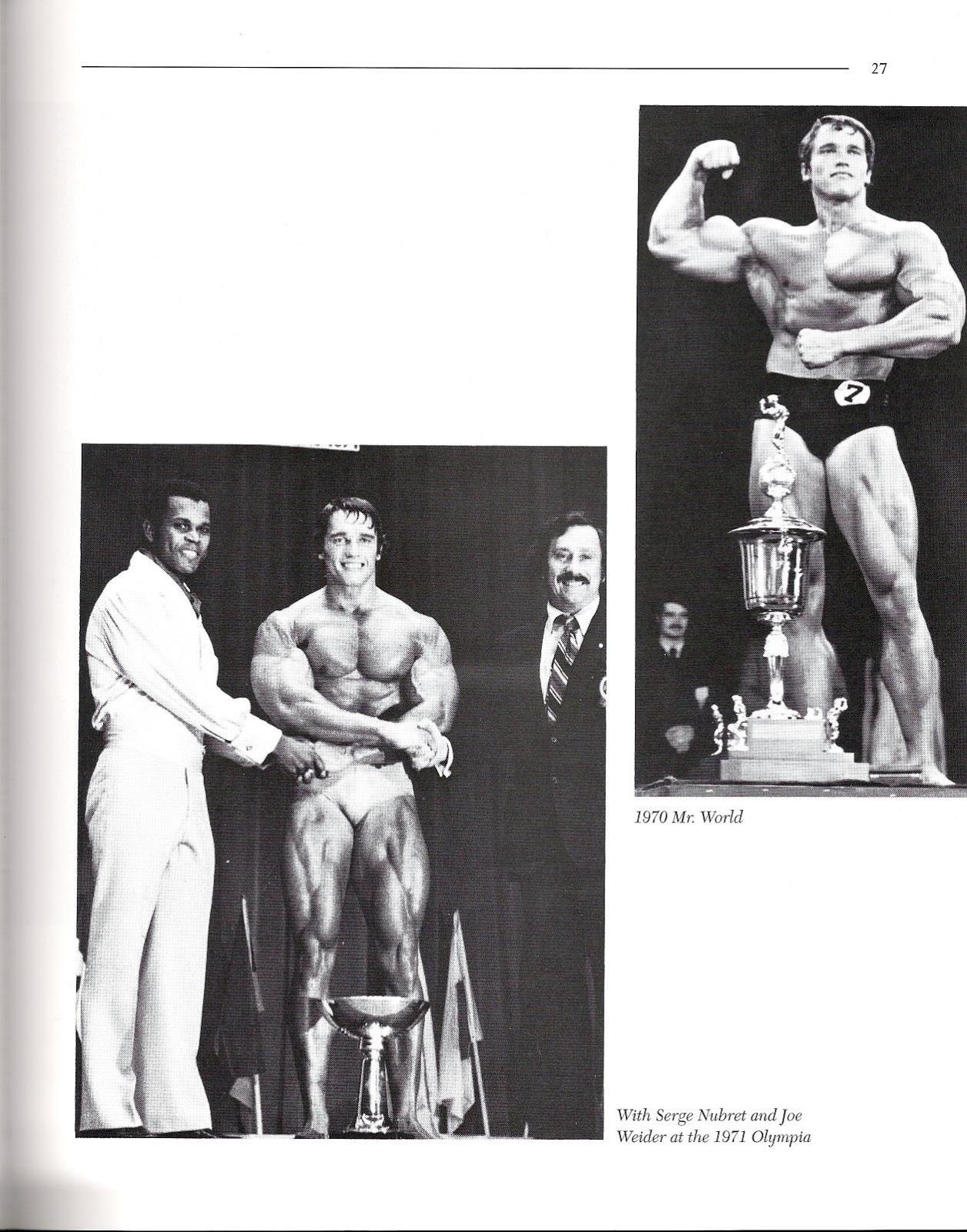 Arnold Schwarzenegger The Encyclopedia Of Modern ...