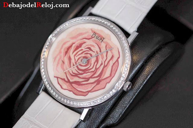 Piaget SIHH 2016 reloj 3