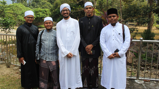 Kenangan Safari Dakwah Di Negeri Yan, Kampung Aceh-Malaysia