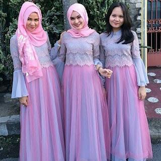 Kebaya Dress Muslimah