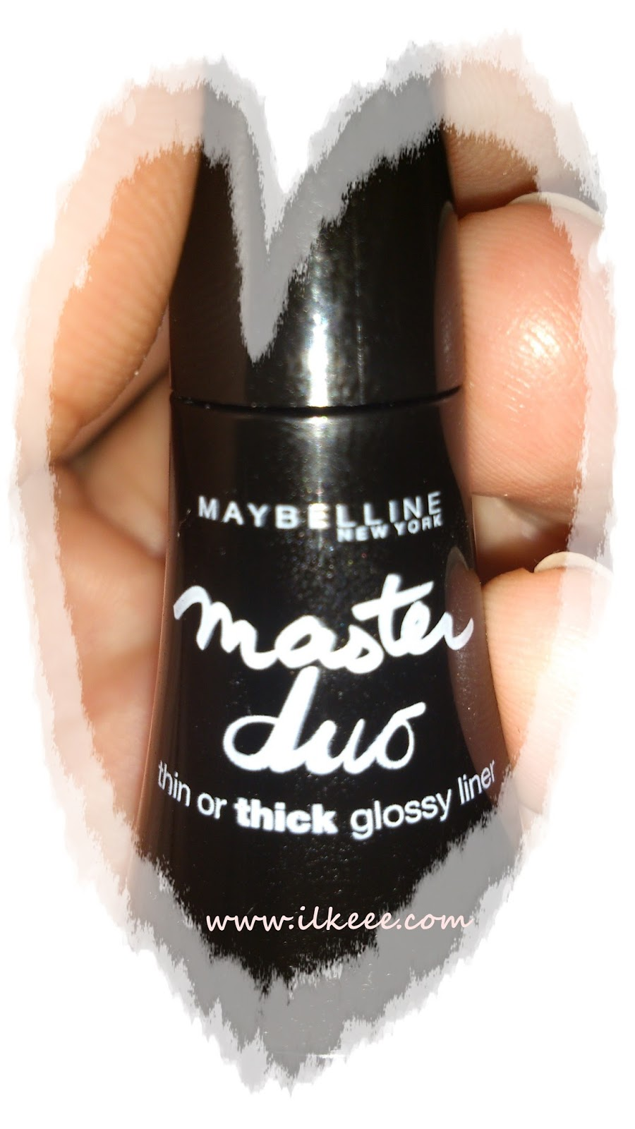 4 Blogger 1 Ürün: Maybelline Master Duo Thin Or Thick Eyeliner - Maybelline - Master Duo