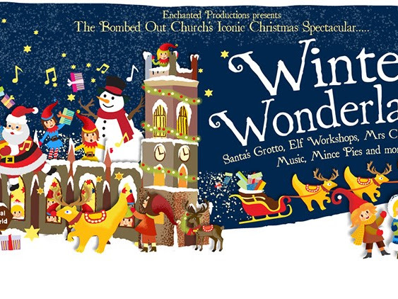 Closed Giveaway | Family Ticket To Winter Wonderland