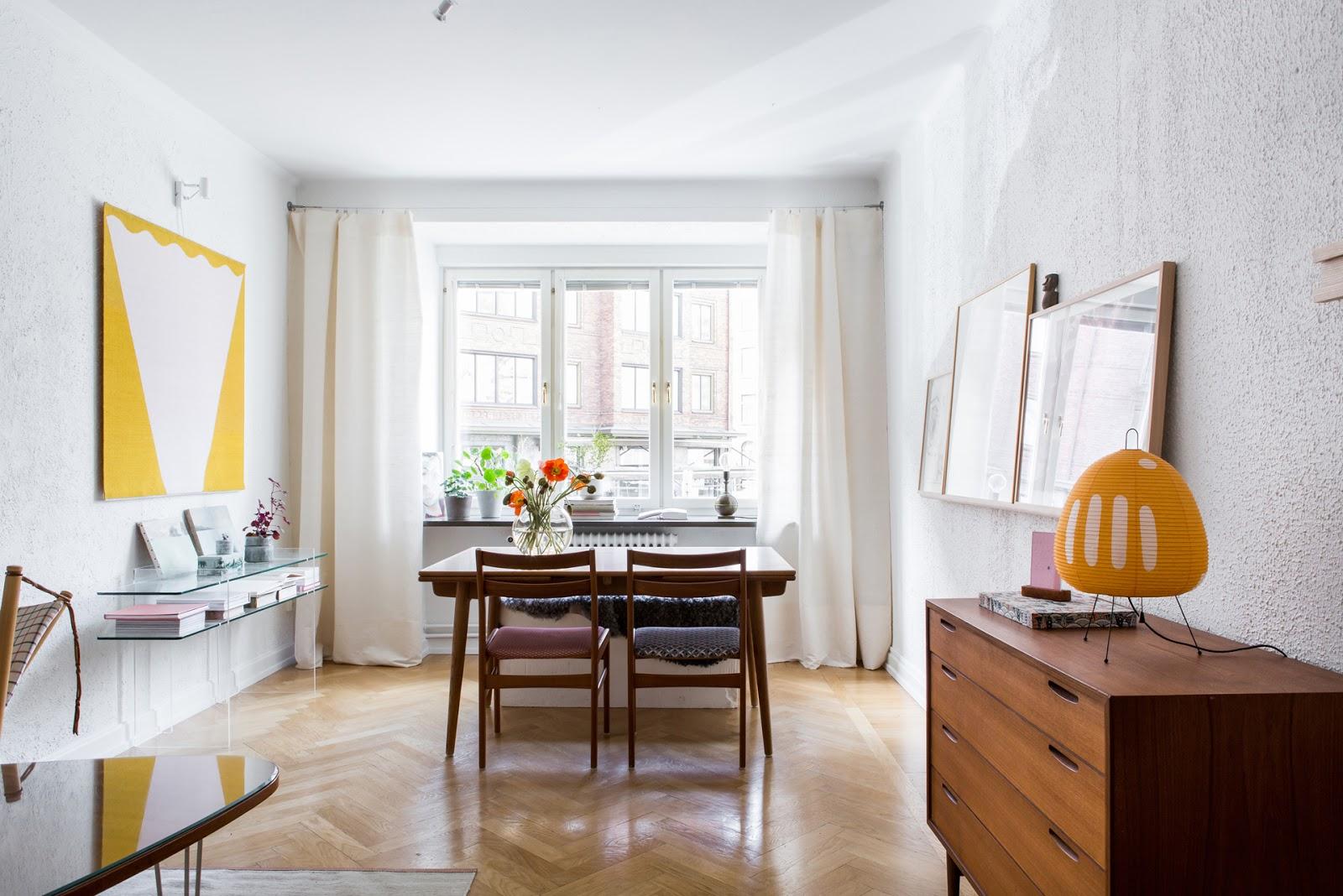 Muebles de comedor for Mesa comedor estilo nordico