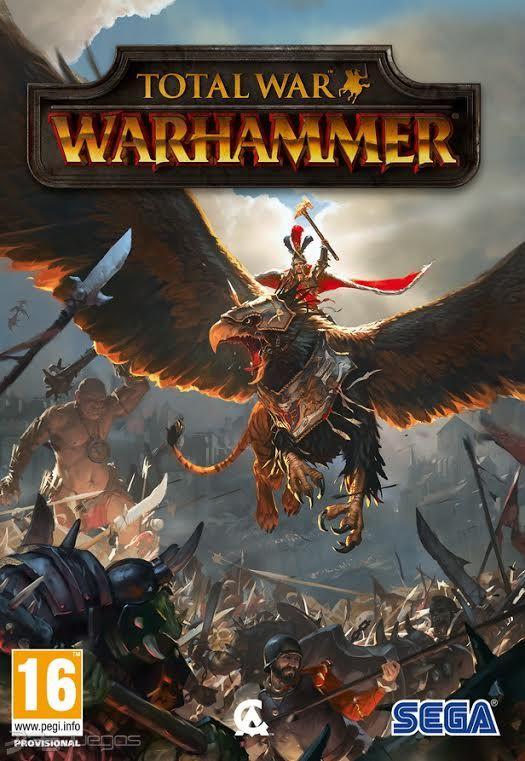 Descargar Total War: Warhammer pc full español gratis en 1 link por mega con la version codex y en formato free download ISO Multilengueje.