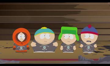South Park Episodio 18x02 Ébola libre de gluten