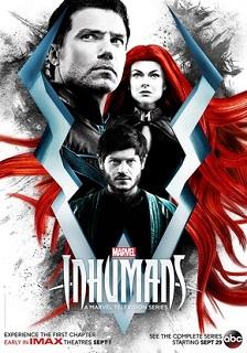 Marvels Inhumans 1ª Temporada (2017) Dublado e Legendado  – Download Torrent