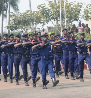 Nigeria Security and Civil Defence Corps (NSCDC),