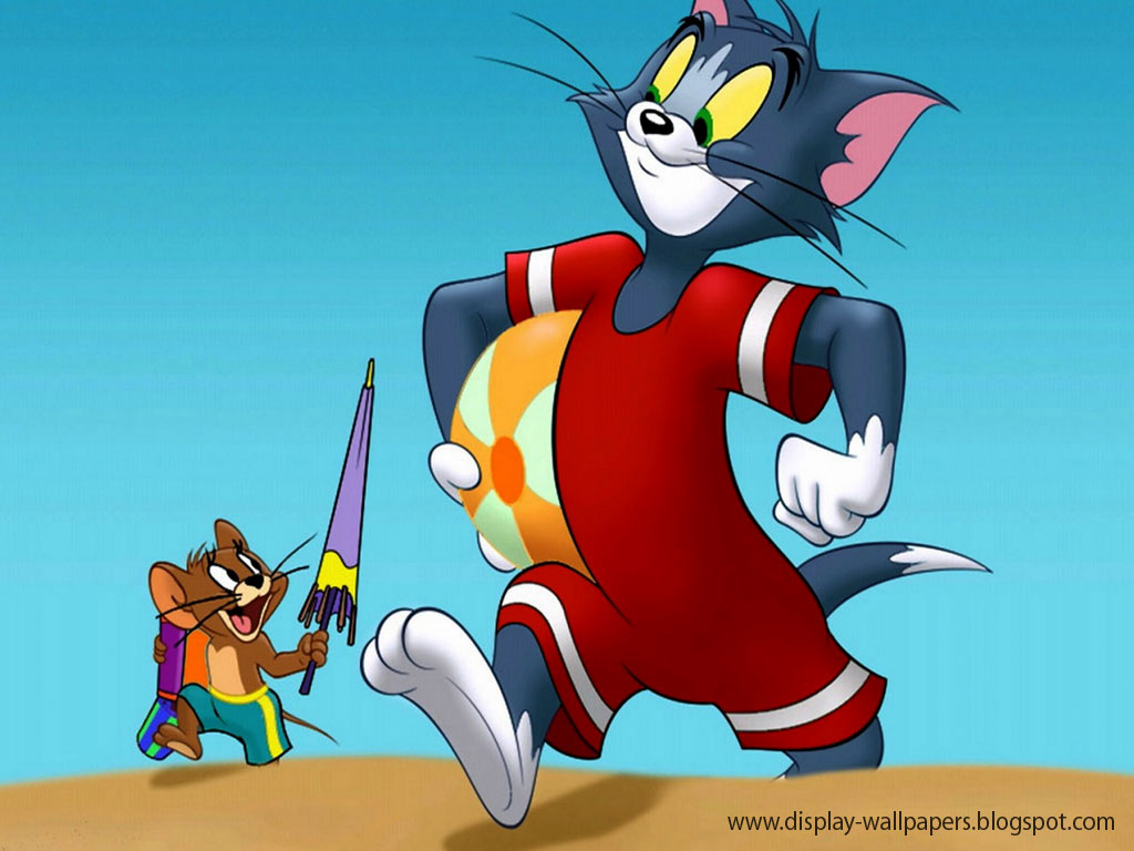 WALLPAPER FREE DOWNLOAD: Tom And Jerry Cartoon New
