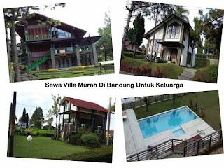 Villa Istana Bunga - Penyewaan Penginapan Villa Murah Lembang Bandung untuk rombongan