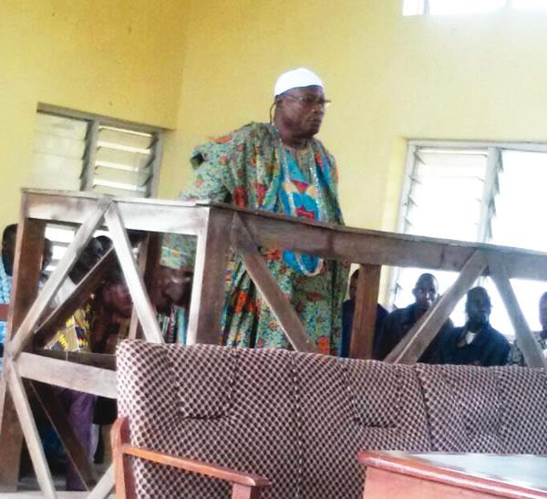 Image result for Oba Okunade Adegoke