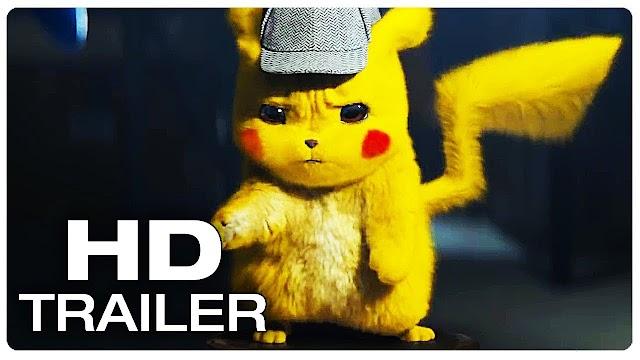 Trailer de Detective Pikachu