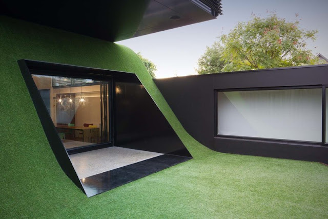 Hill House by AMA, Australia