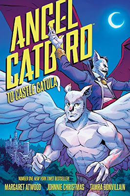 Angel Catbird: To Castle Catula, by Margaret Atwood, Johnnie Christmas