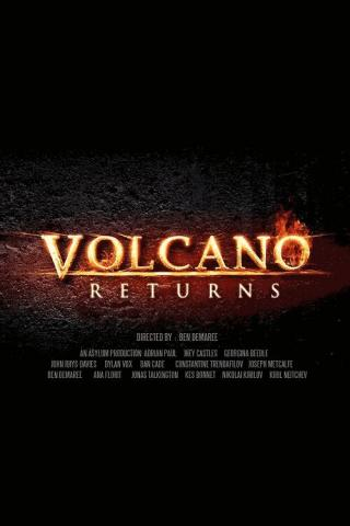 Volcano Returns (2015) Hindi Dual Audio Movie 95Mb hevc