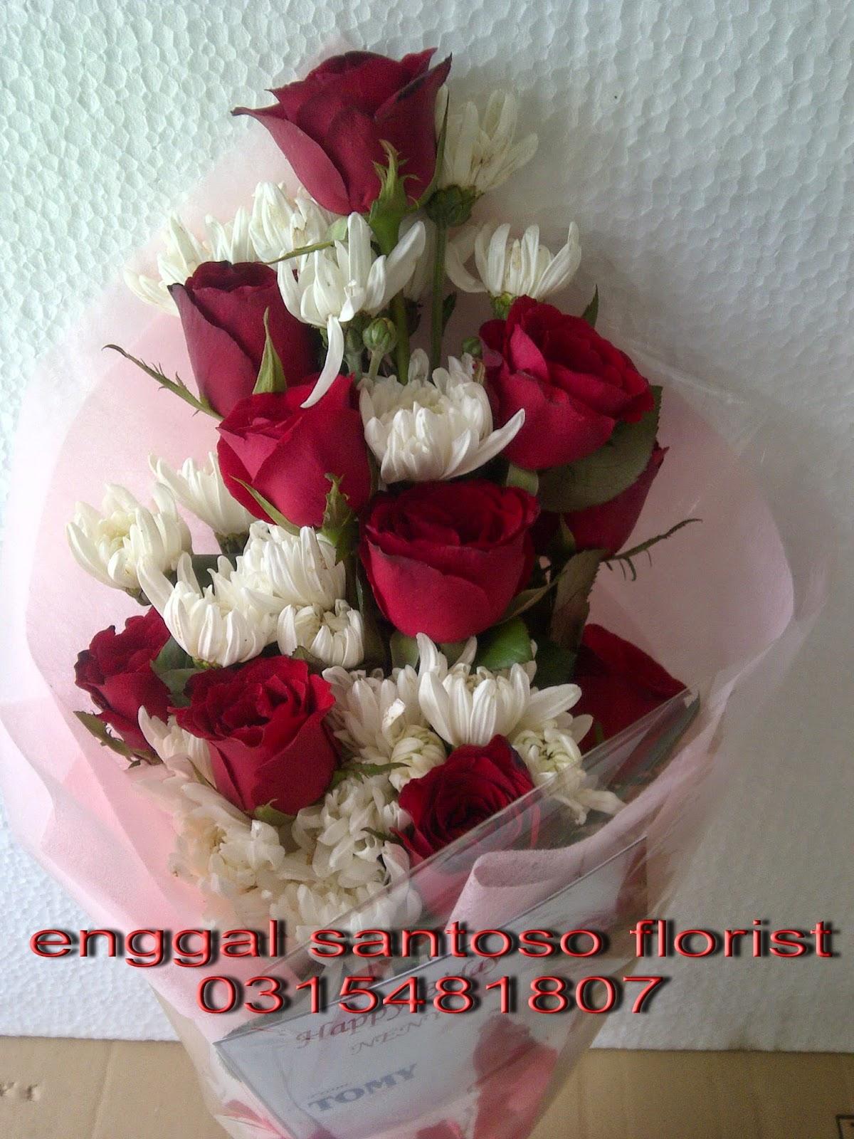 toko rangkaian karangan bunga tangan surabaya
