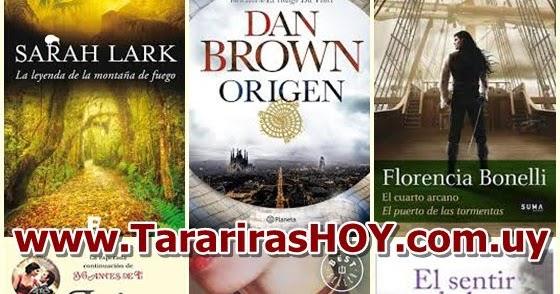 """TararirasHOY: NUEVOS LIBROS EN LA BIBLIOTECA """"JOSÉ G. ARTIGAS"""" DE ..."""