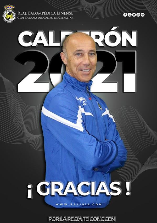 Oficial: La Balompédica Linense renueva una temporada al técnico Antonio Calderón