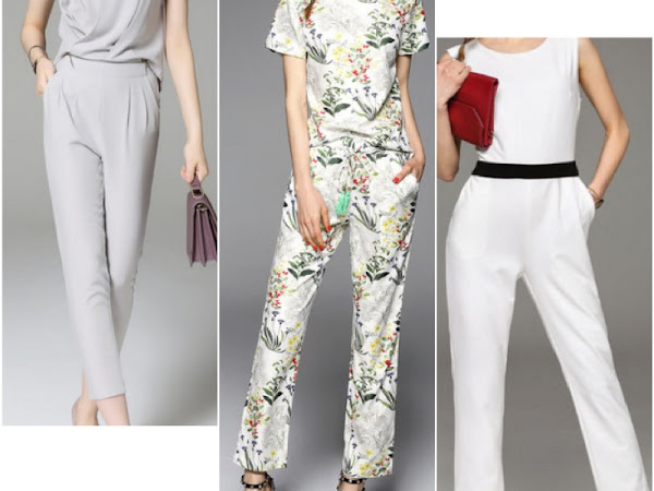 Two Piece Jumpsuit - Your Wardrobe Staple