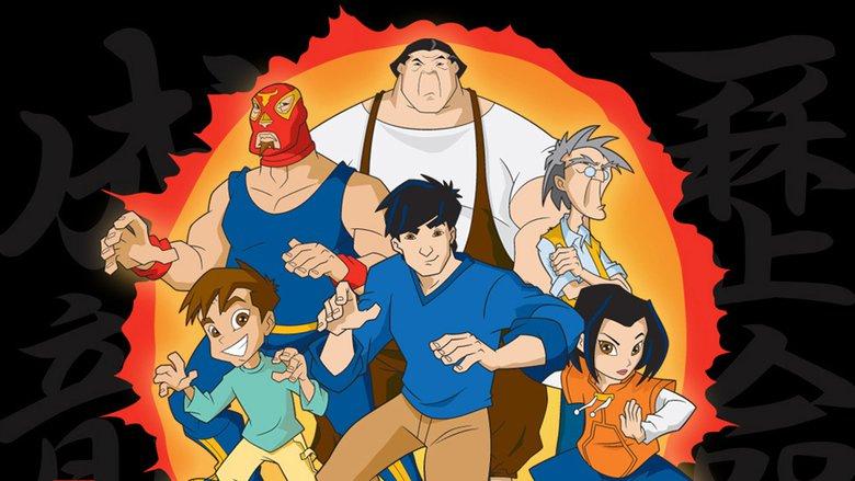 Ver Las aventuras de Jackie Chan Online