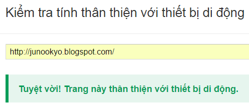 Fastest Blogger Template