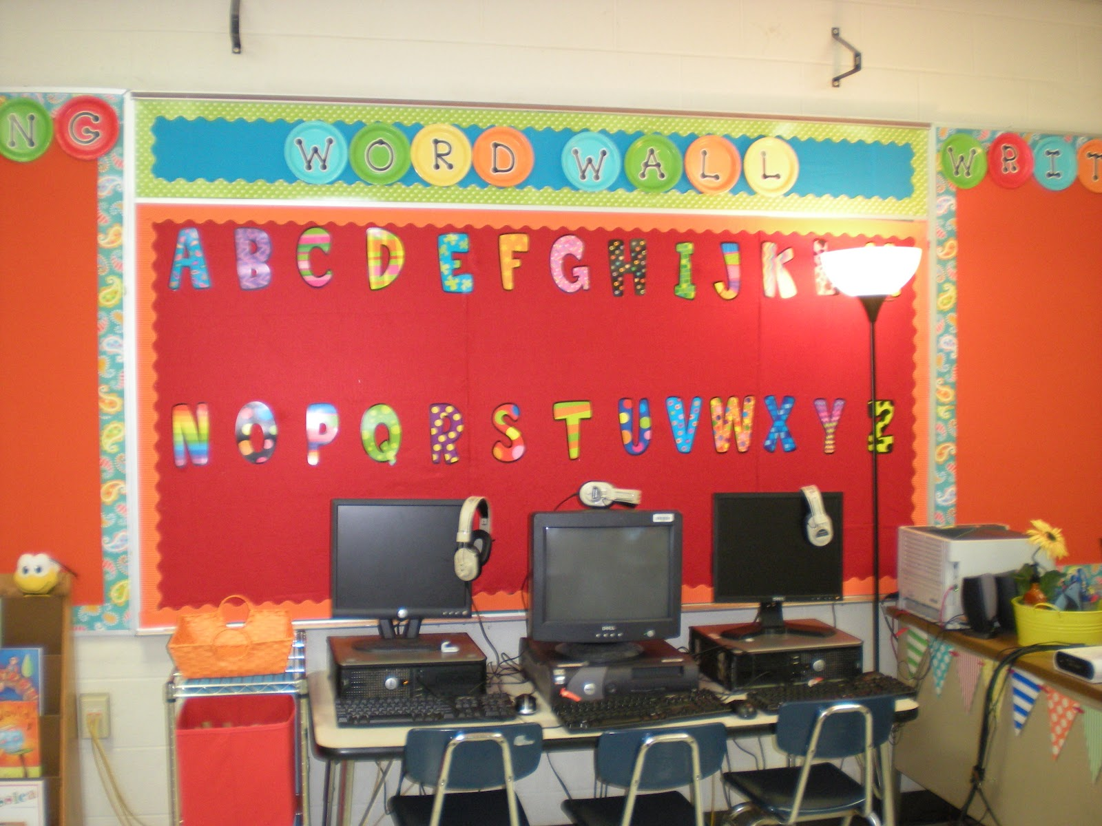 My New Classroom on anchor party decorations