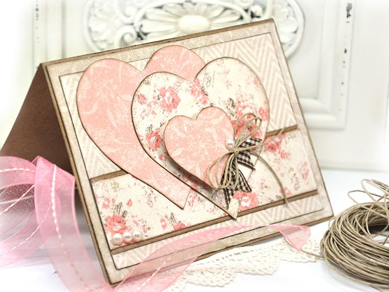 Валентинки скрап картинки