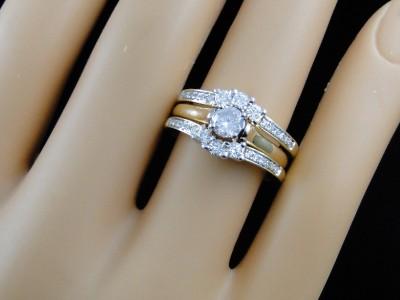 Cheap Wedding Ring Enhancers
