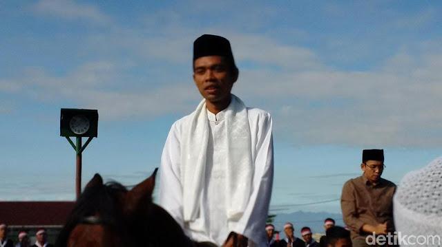 Soal Opsi Duet Prabowo-Abdul Somad, Ini Kata PDIP