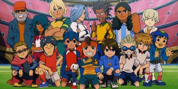Super Onze vai ganhar novo jogo e anime!