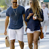 Ciara and husband step out in matching outfit
