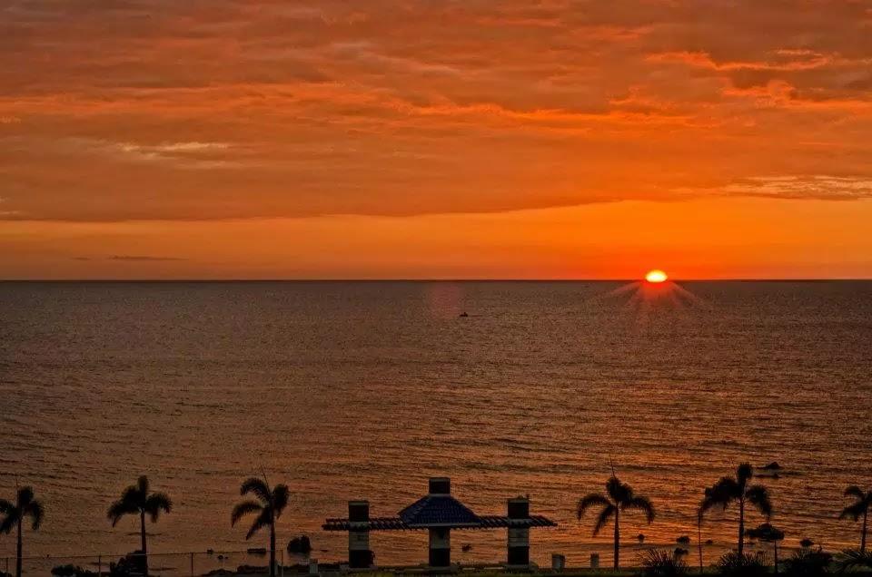 Thunderbird Sunset Poro Point San Fernando La Union Region I Philippines