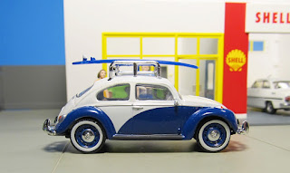GreenLight Volkswagen beetle