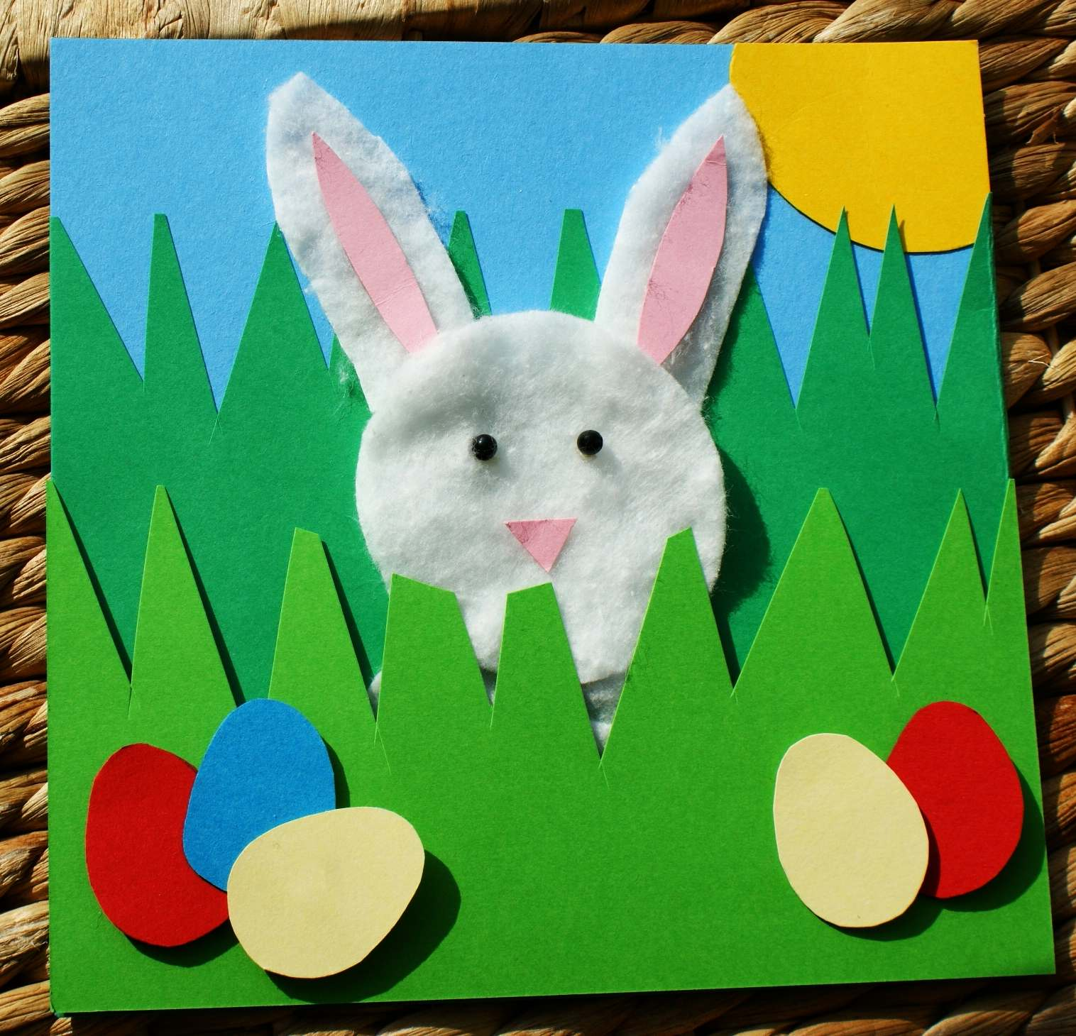 Craft Magic: Easter Project