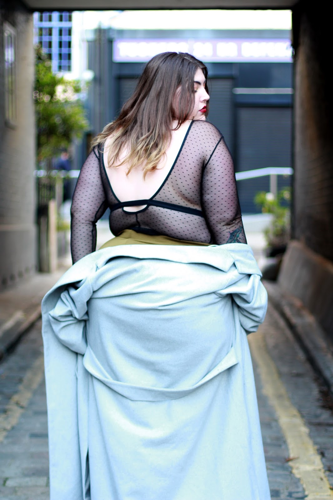 Plus Size Lingerie Body Suit Wear As Clothes - Style Advice