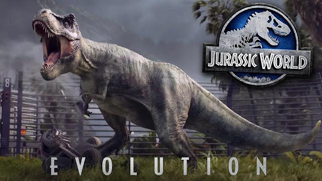 JURASSIC WORLD EVOLUTION|PC|PS4|XBOX|2018|