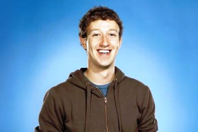 Mark Zuckerberg orang terkaya dunia