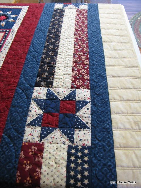 Quilting In The Bunkhouse Quilt Of Valor