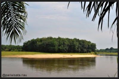 Pantai Teluk Jering Kampar Riau