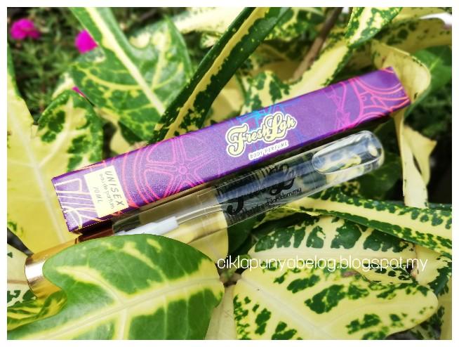 Jom berwangi-wangian dengan FreshLah Body Perfume!