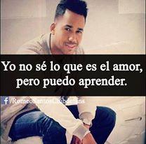 Frases De Romeo Santos Frases De Amor Y Mas
