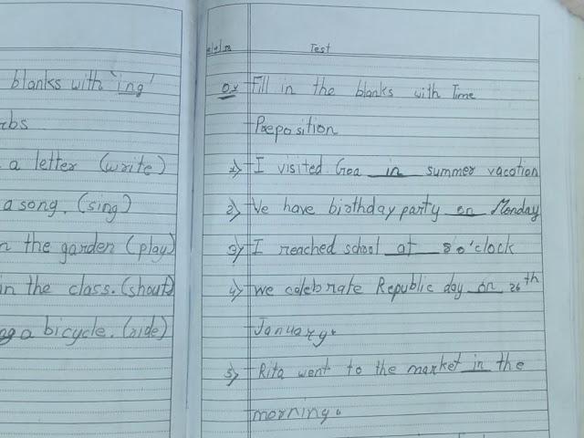 English NoteBook Work,,, Math NoteBook Work,,EvCh- 20 Mapping my way ...