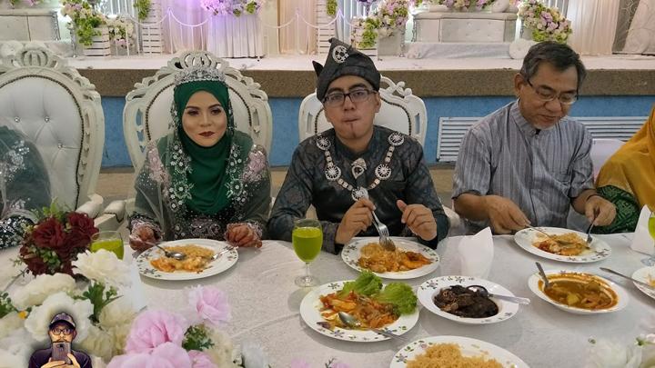 Majlis Persandingan Pasangan Pengantin Dari Singapura