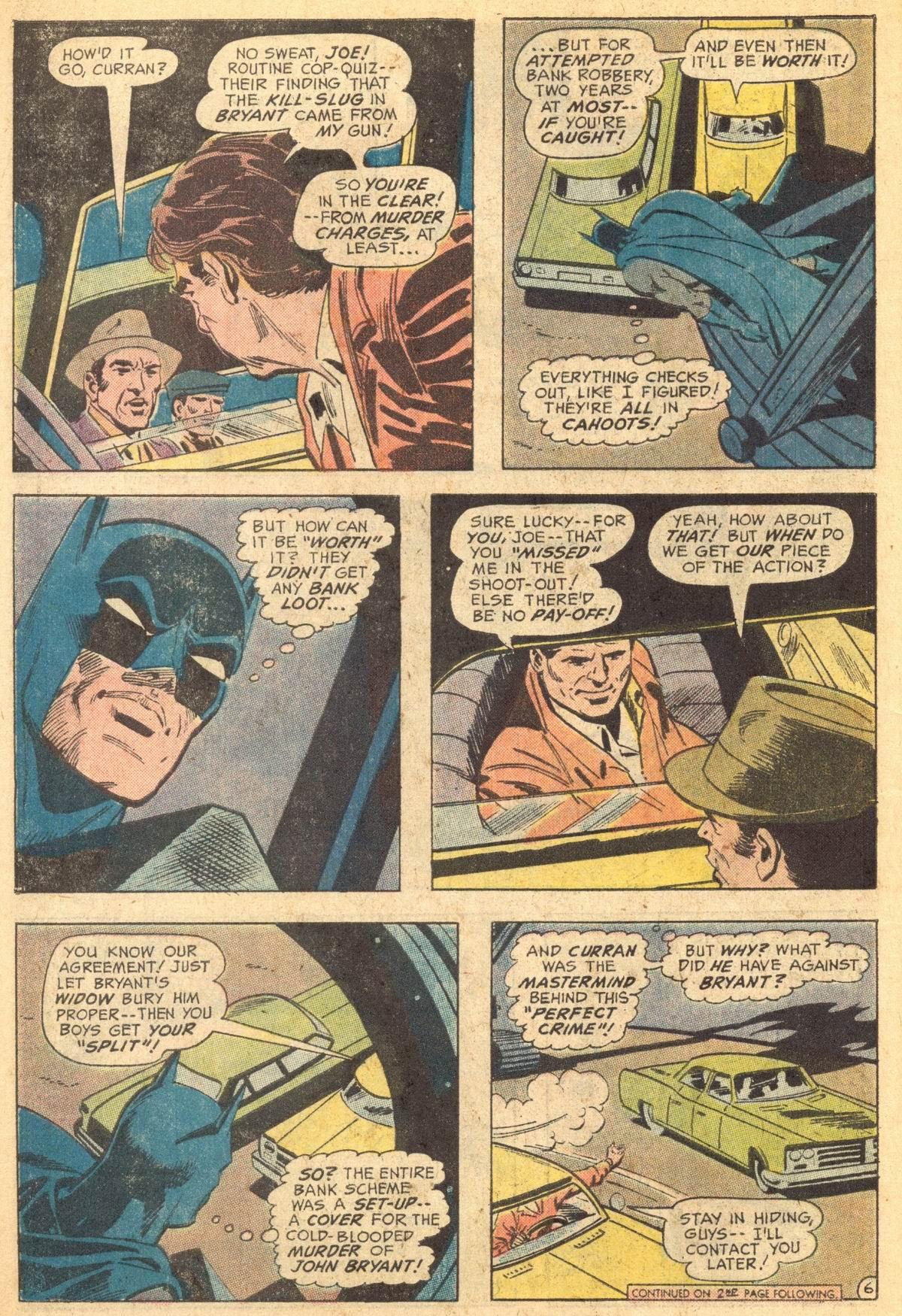 Detective Comics (1937) 424 Page 7