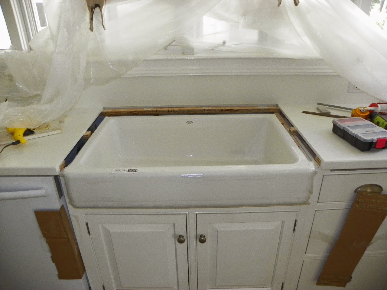 The Solid Surface Countertop Repair Blog Retro Fit