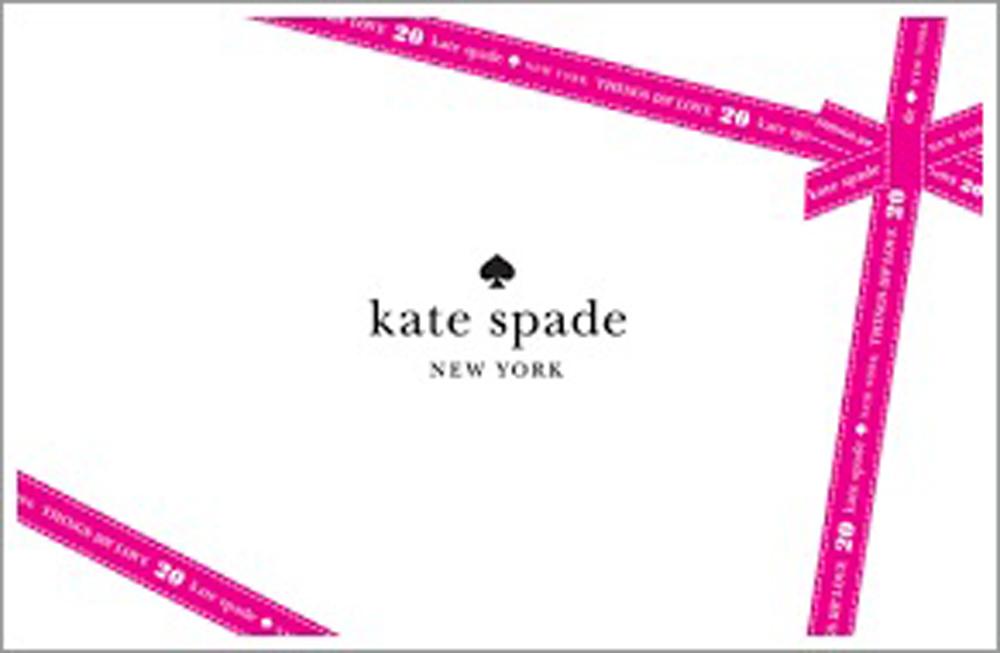 Kate Spade una marca americana de moda