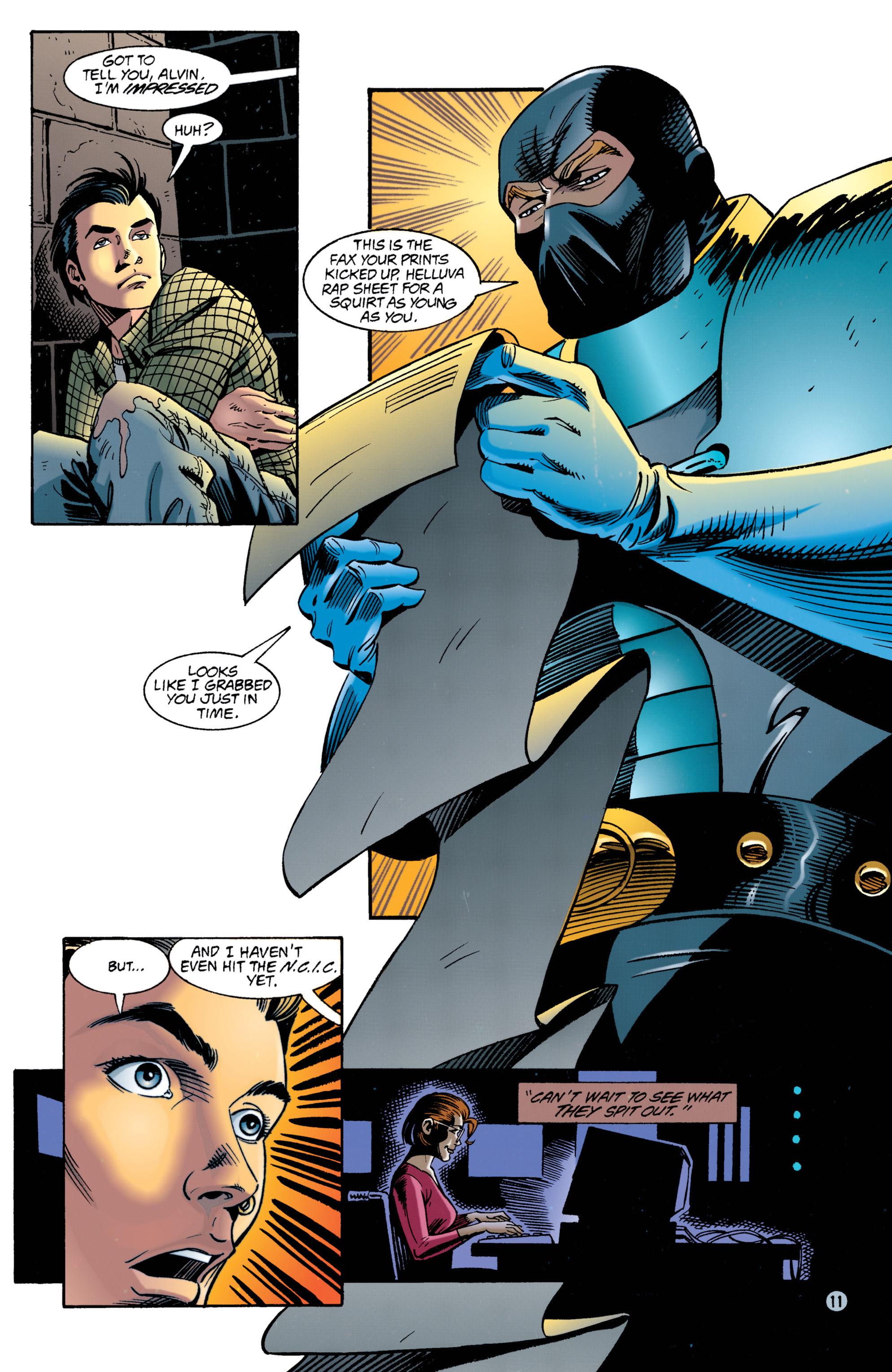 Detective Comics (1937) 699 Page 11