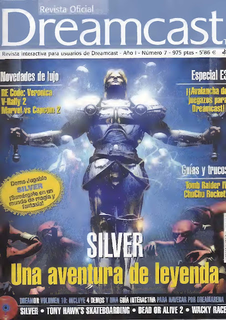 Revista Oficial Dreamcast Issue N°7