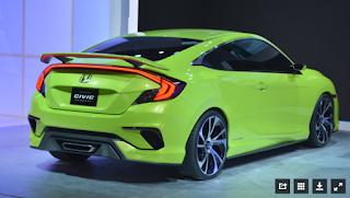 Harga Resmi Mobil Honda Civic 2016